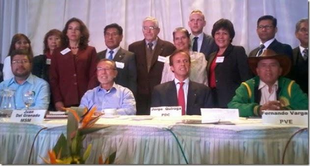 Elecciones presidenciales 2014 en Bolivia