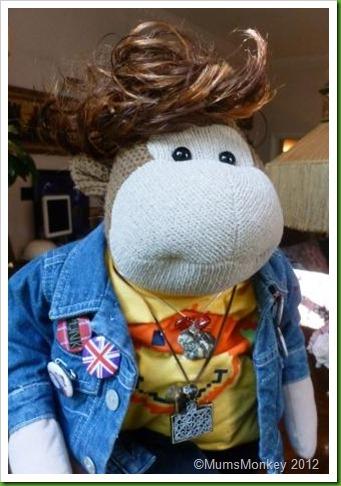 Hugh's hair