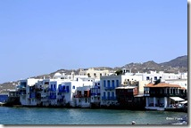 O nome Pequena Veneza se dá por causa das casas construídas sobre o mar, um pouco como ocorre sobre a lagoa veneziana.
