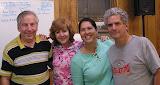 June 10: David Harris, Maureen Foley, Sharon Gross, Sumner Freedman
