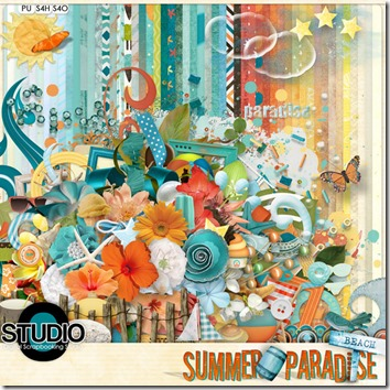 theStudio July Mega: Summer Paradise