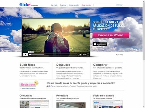Nuevos Filtros para fotos en Flickr