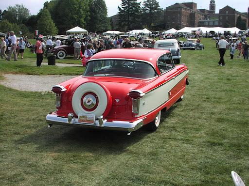 1957 Nash Ambassador-Glenmoor