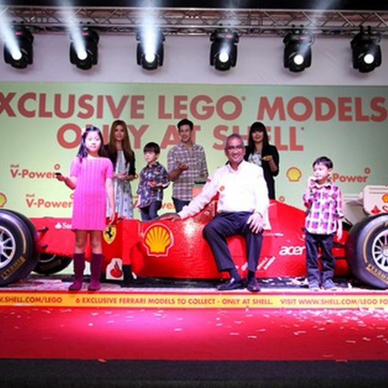 CARA YANG LEBIH MUDAH UNTUK MEMILIKI MODEL KERETA LEGO–SHELL
