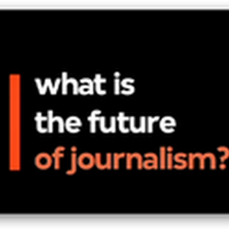 What's Going On With the Media–Journalism Interviewing Data Bases, People And Journo Bot Comes In To Play…