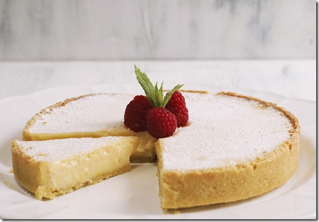 Lemon tart1