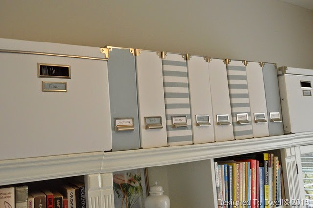Stylish Magazine Storage