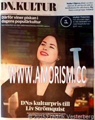 DSC02966.JPG Tidningen Dagens Nyheter den 150211 artikel om BDSM. Med amorism