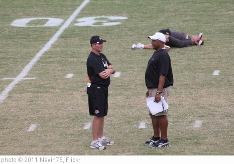 'Mike Zimmer & Marvin Lewis' photo (c) 2011, Navin75 - license: http://creativecommons.org/licenses/by-sa/2.0/