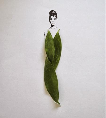 Folhas e traços 04