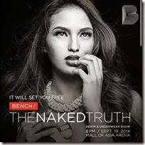 Bench TheNAKEDTruth - Sarah Lahbati