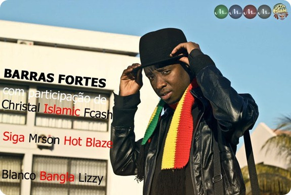 Luar - Barras Fortes Feat Christal, Islamic, FCash, Siga, MrSon, Hot Blaze, Blanco, Bangla & Lizzy