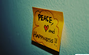 Peace Love And Happiness Wallpaper - HD Wallpapers