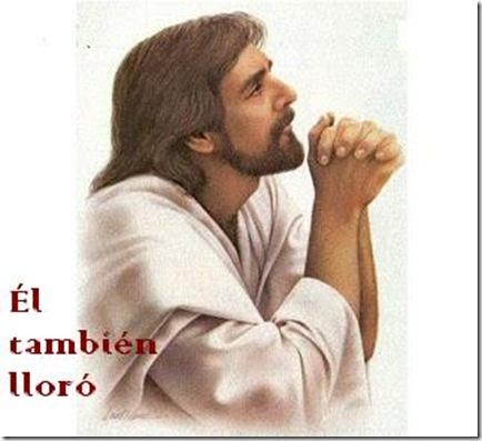 JESÚS EN ORACIÓN -ElTambienLloro-0600