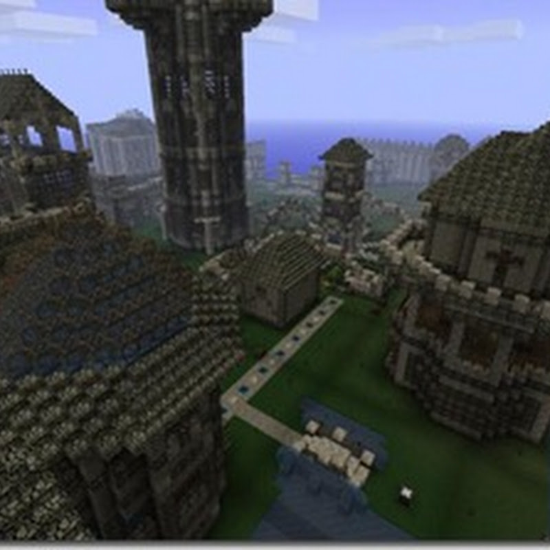 Minecraft 1.2.3 - Creative_One's Medieval Pack Mod