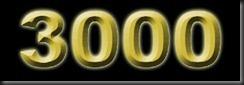 3000 Blog Post