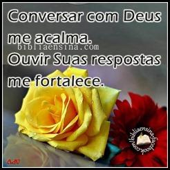 conversa Deus