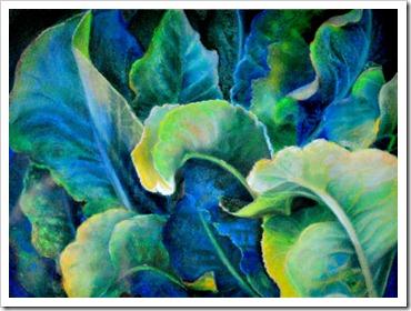 kale pastel