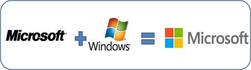 new Microsoft logo new