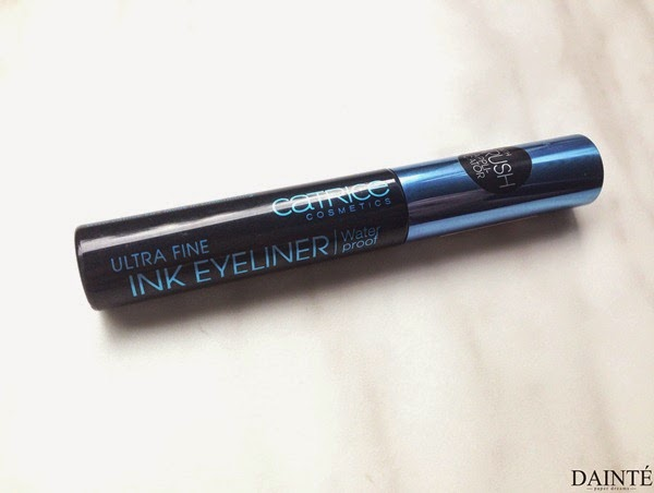 catrice water proof eyeliner review