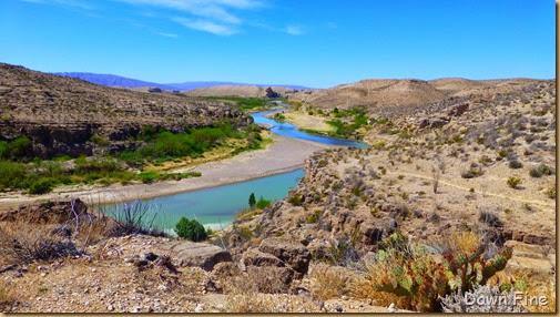 Rio Grande Village to hot springs_082