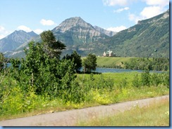 1295 Alberta Red Rock Parkway - Waterton Lakes National Park - 1927 Prince of Wales Hotel on Upper Waterton Lake