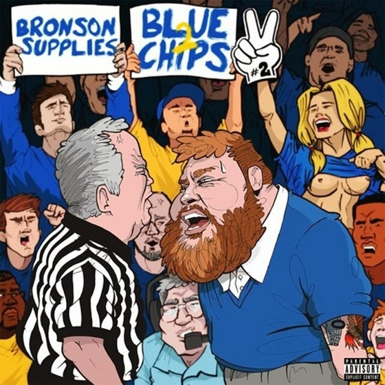 Action Bronson - Blue Chips 2 (mixtape) (2013)