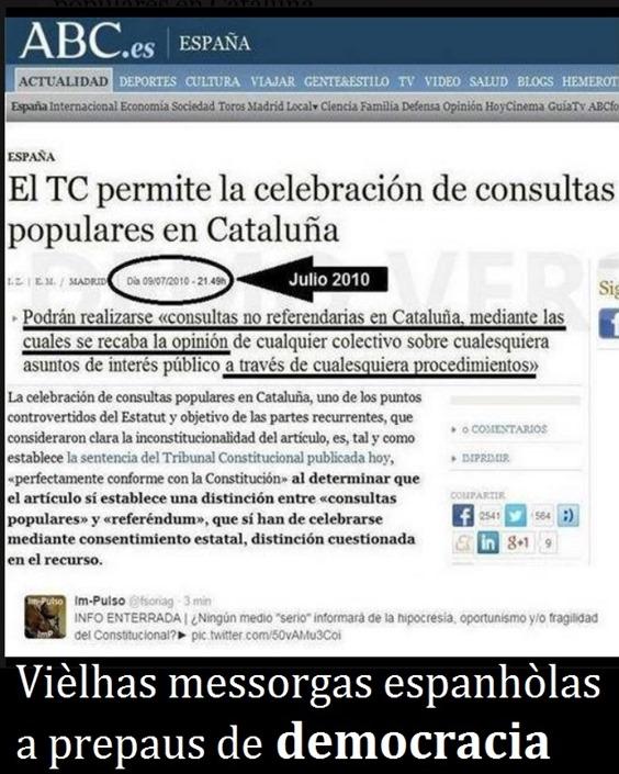 messorgas espanhòlas a prepaus de democracia