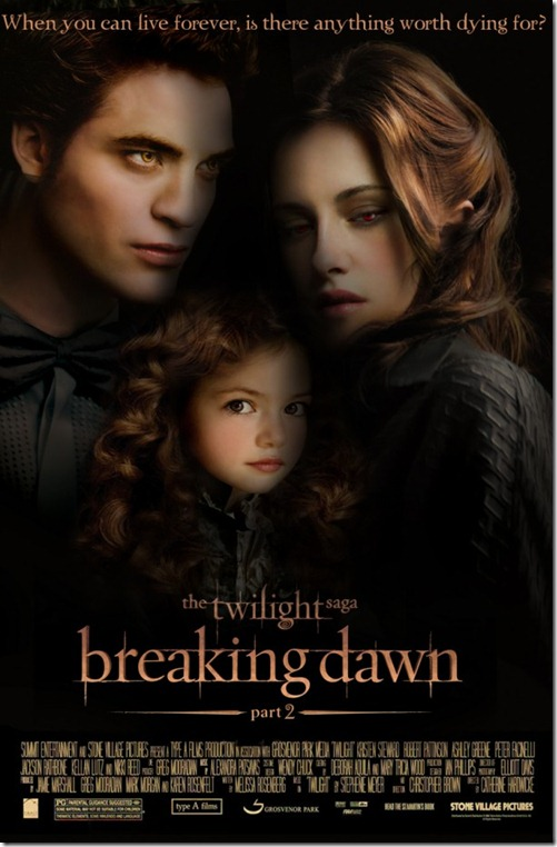 ดูหนัง Vam pire Twilight Breaking Down