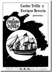 P00002 - Carlos Trillo y E. Breccia - El peregrino de las estrellas