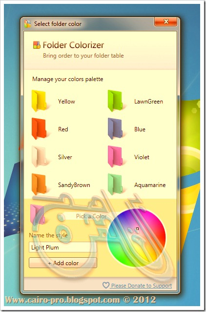 Download Folder Colorizer