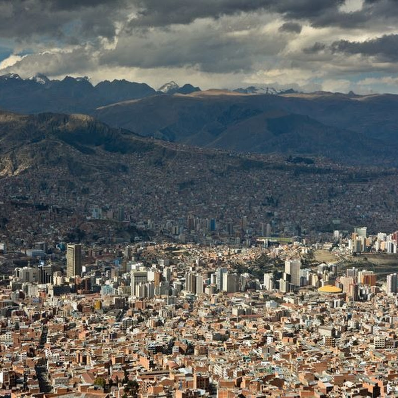 The Incredible Mountain City of La Paz, Bolivia