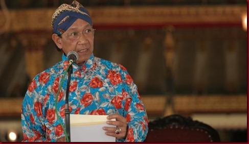 Bawang Merah Dan Putih Bikin Sri Sultan Hamengkubuono Bicara