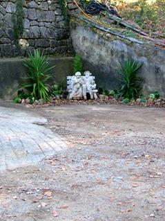 Garden Christmas 09