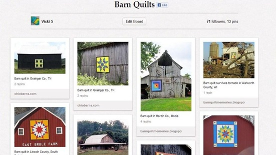 barn quilts pinterest