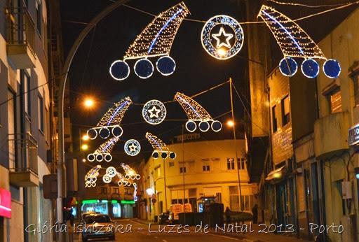 Glória Ishizaka - Luzes de Natal 2013 - Porto  12  Rua da Natária