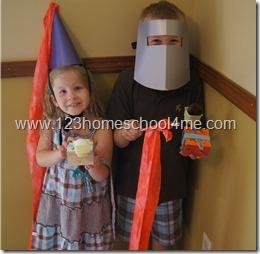 Medieval Unit costumes