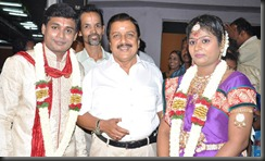 Sivakumar at Major Dasan Daughter Wedding Reception Photos