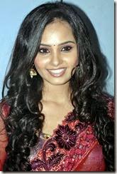 Actress Aarushi @ Velmurugan Borewell Audio Launch Stills
