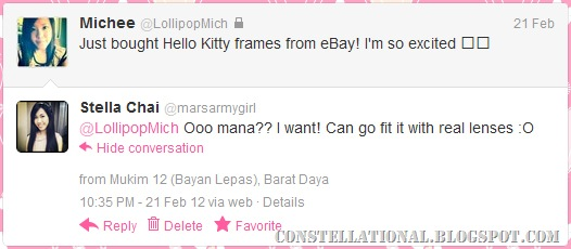 hello kitty frames twitter