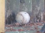 I'm thankful for baseballs, tennis balls and all balls really!