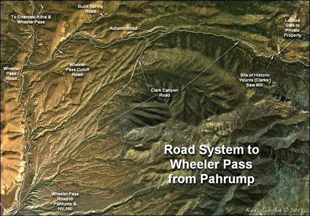 MAP-Wheeler Pass Road System