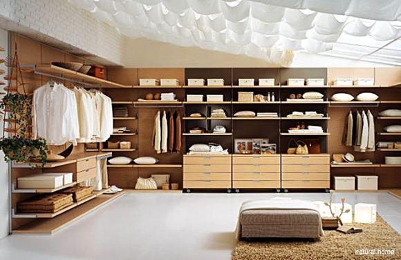 diseos de closets y vestidores - Vestidores De Lujo