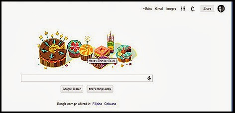 Happy Birthday from Google - Copy