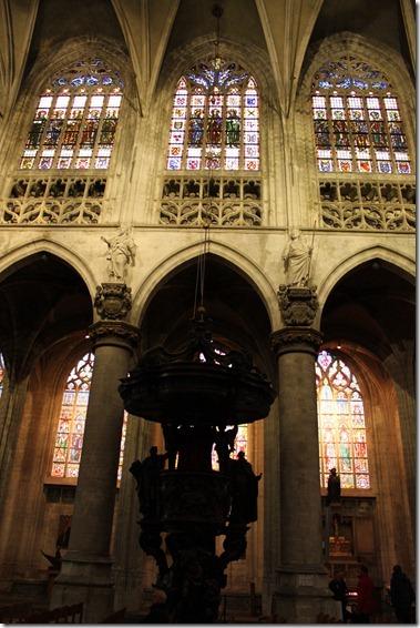 Notre Dame du Sablon ノートルダム・デュ・サブロン教会