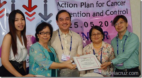 Cancer Stakeholders' Meeting
