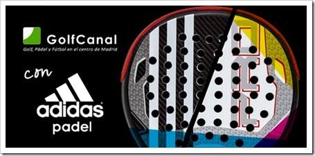 GolfCanal y Adidas Pádel cierran de forma oficial un acuerdo de colaboración.