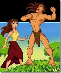Tarzan Disney Desktop