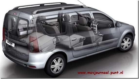 Dacia Logan MCV doorkijk 04
