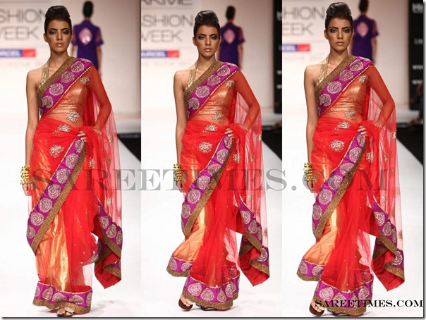Payal kapoor collection lakme fashion